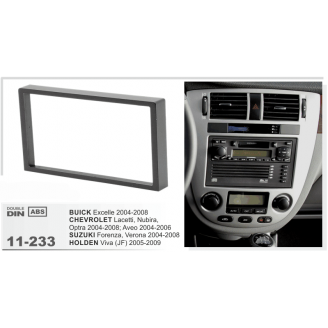 Facia Kit:HOLDEN Viva (JF) 2005-2009