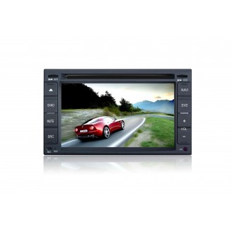 Nissan All-in-one Navigation Unit, DVD, Bluetooth, IPod connectivity