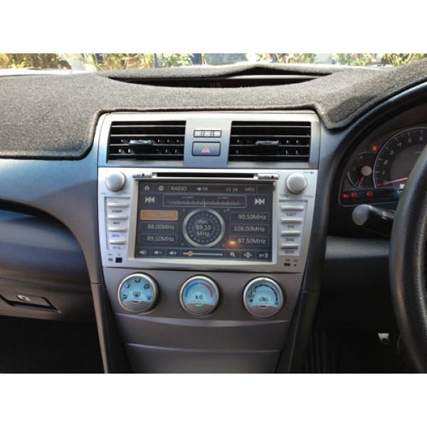 toyota camry 2006 head unit toyota camry 2006 2010 gps navigation in dash dvd player bluetoth. Black Bedroom Furniture Sets. Home Design Ideas