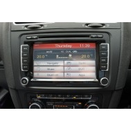 Volkswagon All-in-one Navigation GPS/ built-in DVD Player/ Bluetooth/ IPod Connection multi-media Head Unit
